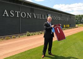 Aston Villa Alex McLeish