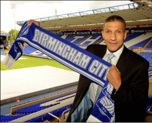 Chris Hughton Birmingham City Football Club