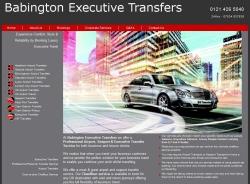 Birmingahm Executive Trasnfers | BE Transfers