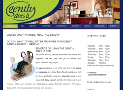 Gently Does It Ladies Fitness Gym Birmingham