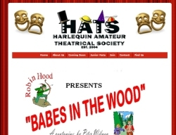 Hats Drama Group is self funded Amateur Theatrical Society based in Lichfield