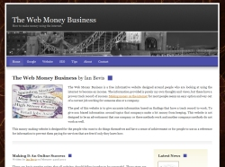 The Web Money Business