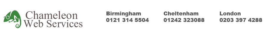 Chameleonwebservices logo