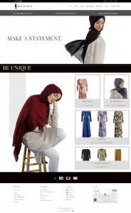 ben harad fashion website