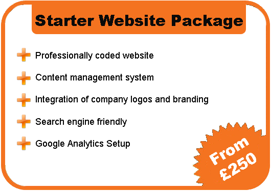 Starter Website Costs
