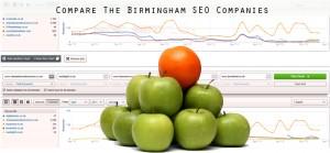 Compare Birmingham SEO Companies