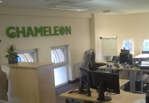 Chameleon SEO Web Design Services Head Office
