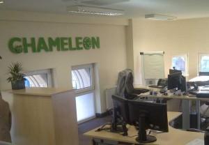 Chameleon SEO Web Design Services Head Office