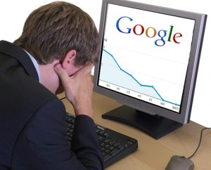 Google Rankings Dropped