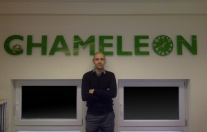 Ian Bevis Director Of Chameleon Web Services