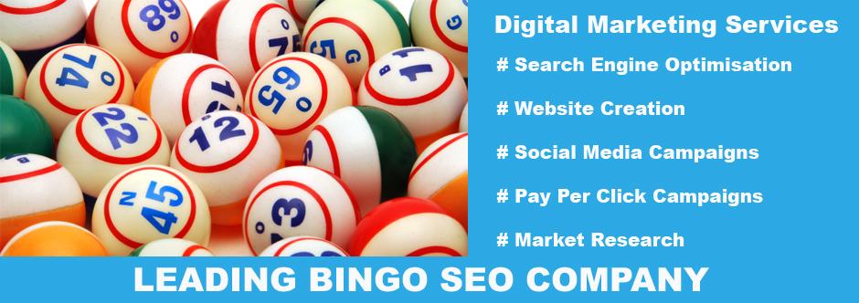 Leading Bingo SEO Company