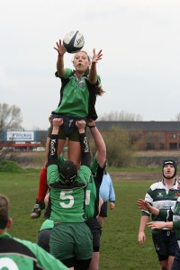 Rugby Action Photography