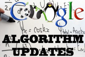 Google Algorithm Update Panda Penguin 2013