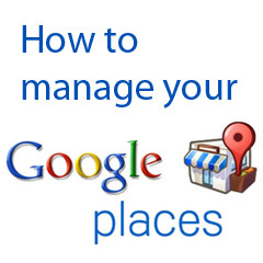 Manage Your Google Places