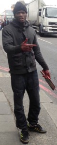 woolwich machete attacker Michael Adeboloja
