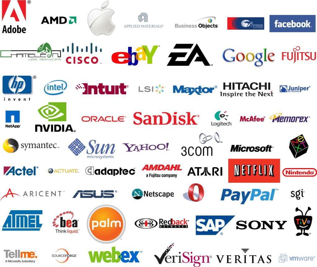 Company Brand Logos
