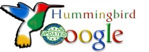 Google Hummingbird Update 26 09 2013