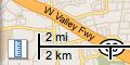 Google Maps Distance Measurement Tool