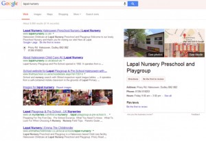 Lapal Nursery Google Search
