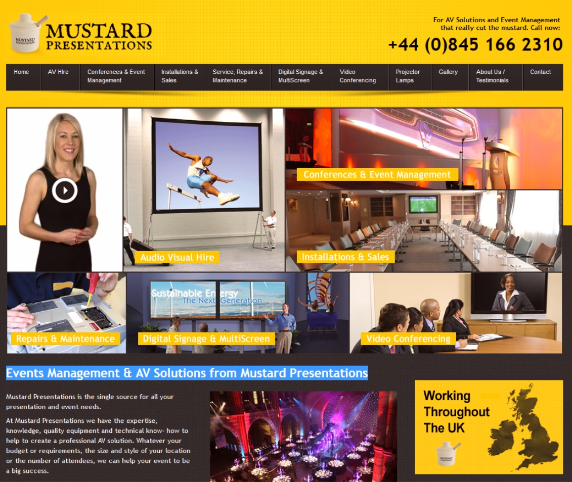 Mustard Presentations