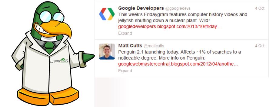 Google Penguin-2.1 Released