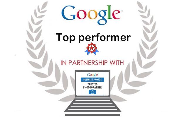 google business photos awards