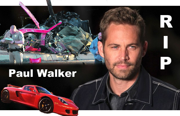 Paul Walker Died in Porsche GT