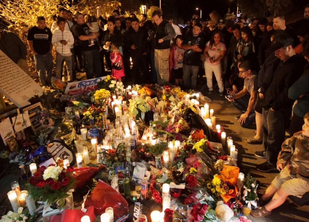 RIP Roger Rodas Paul Walker Flowers