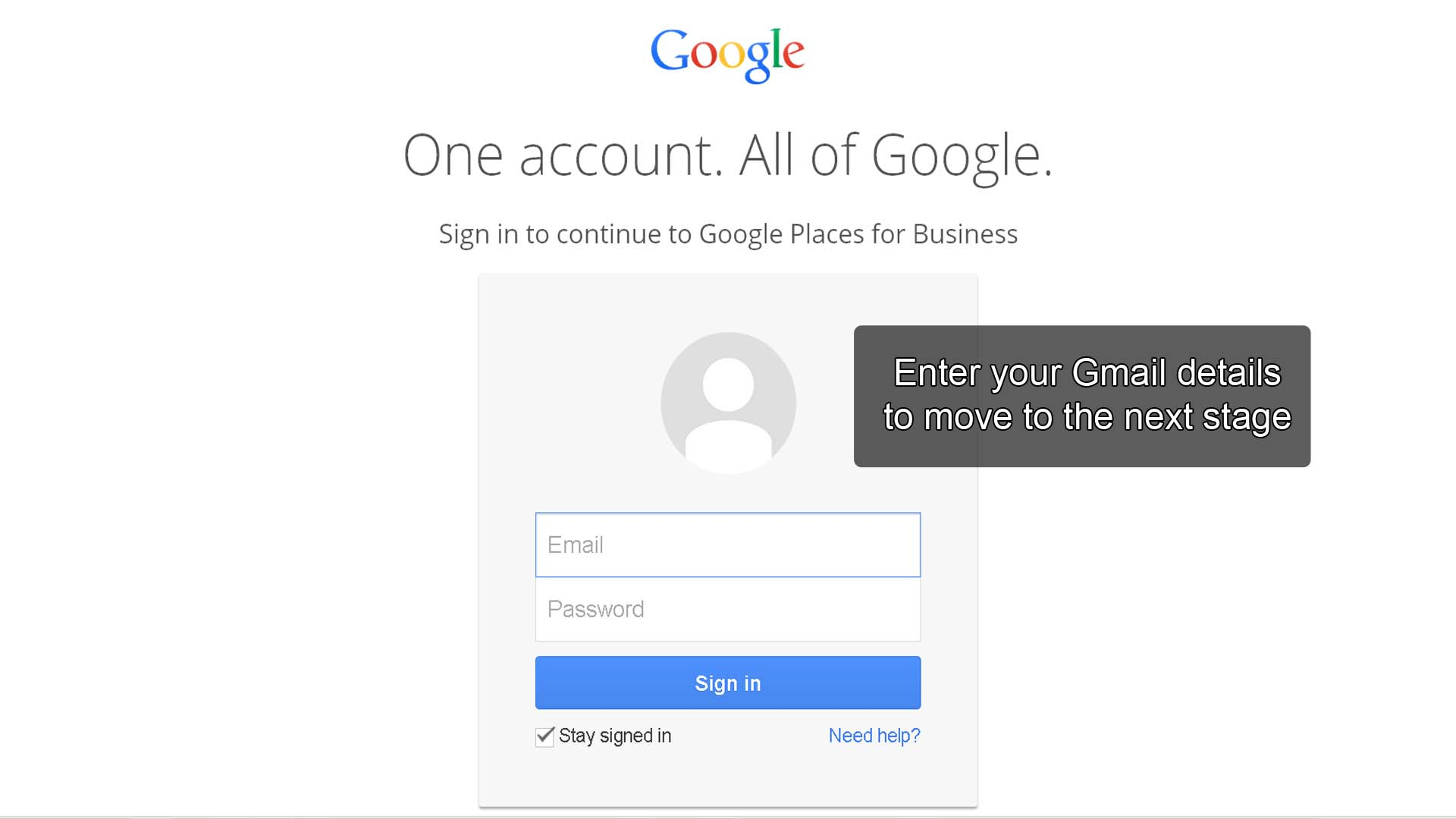 Google Manage Business Page Guide 2