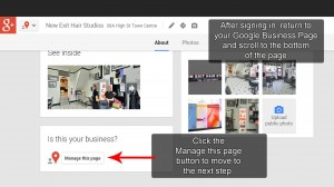 Google Manage Business Page Guide 07