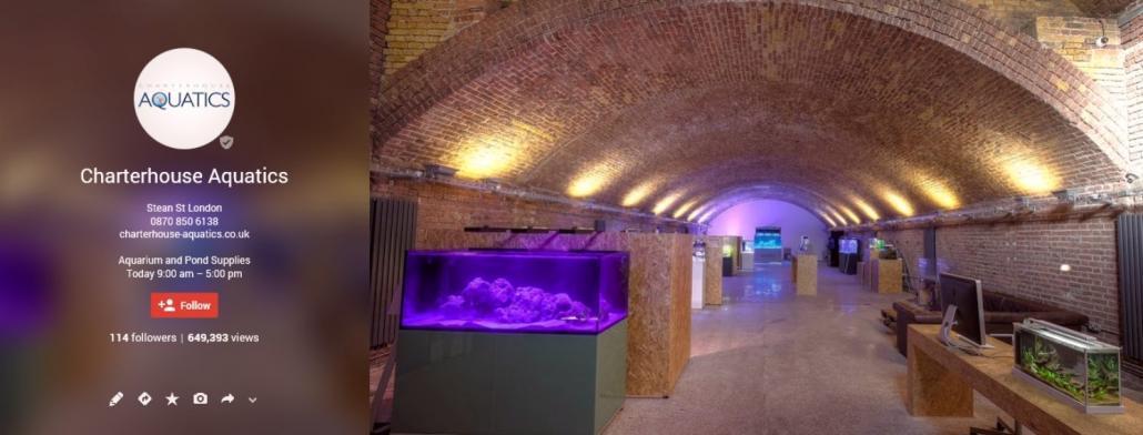 Charter House Aquatics