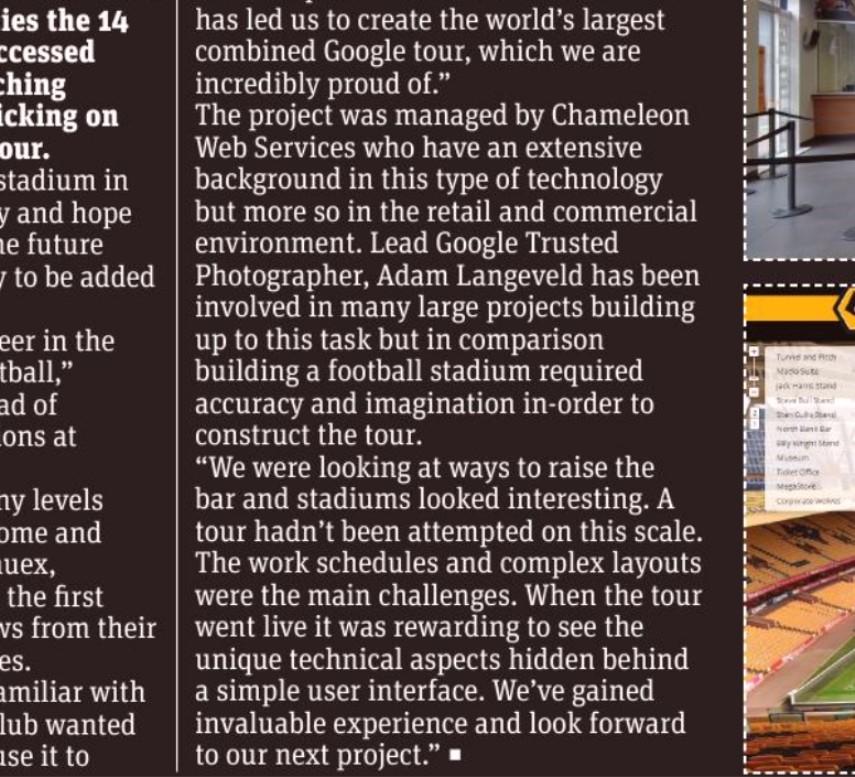 FC Business Football Stadium Virtual Tour Article Zoom