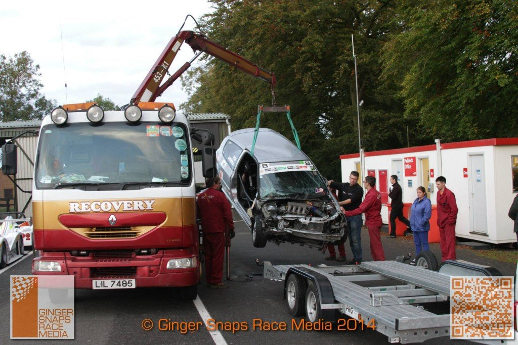 Cadwell Park Crash MSVR 2