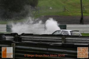 Cadwell Park Crash MSVR 3