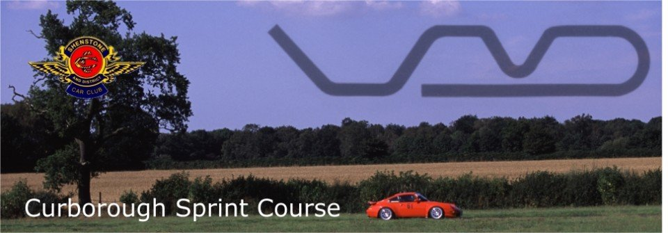 Curborough Sprint Course