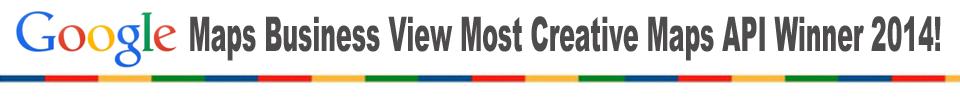 Google Business View Award