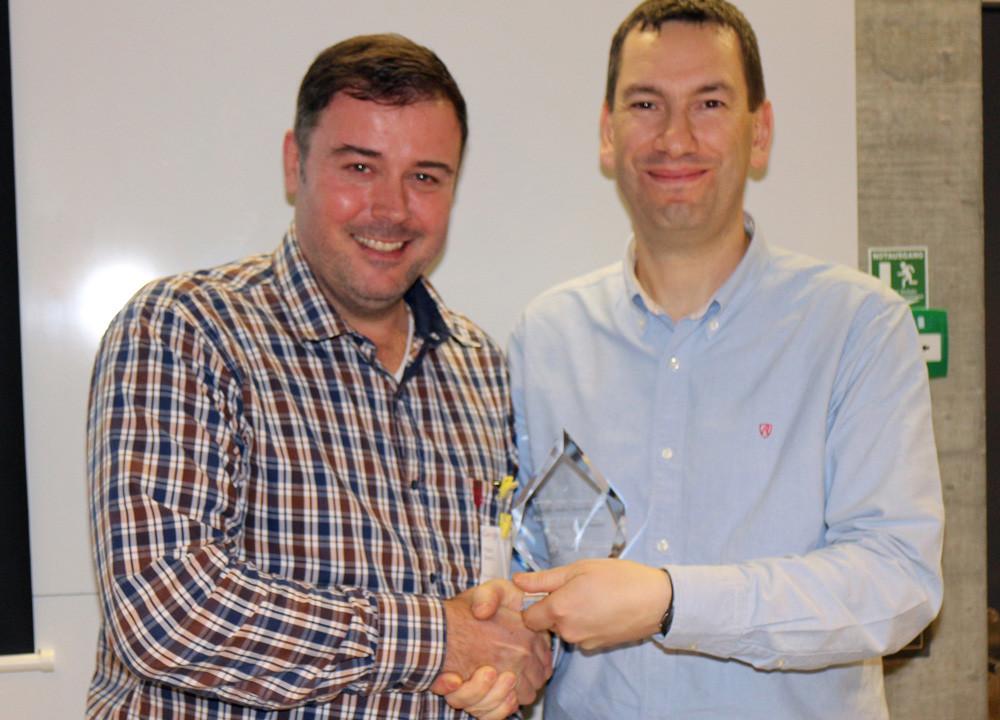 Google Award Felix Steck