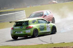 VAG Trophy Racing Snetterton 2