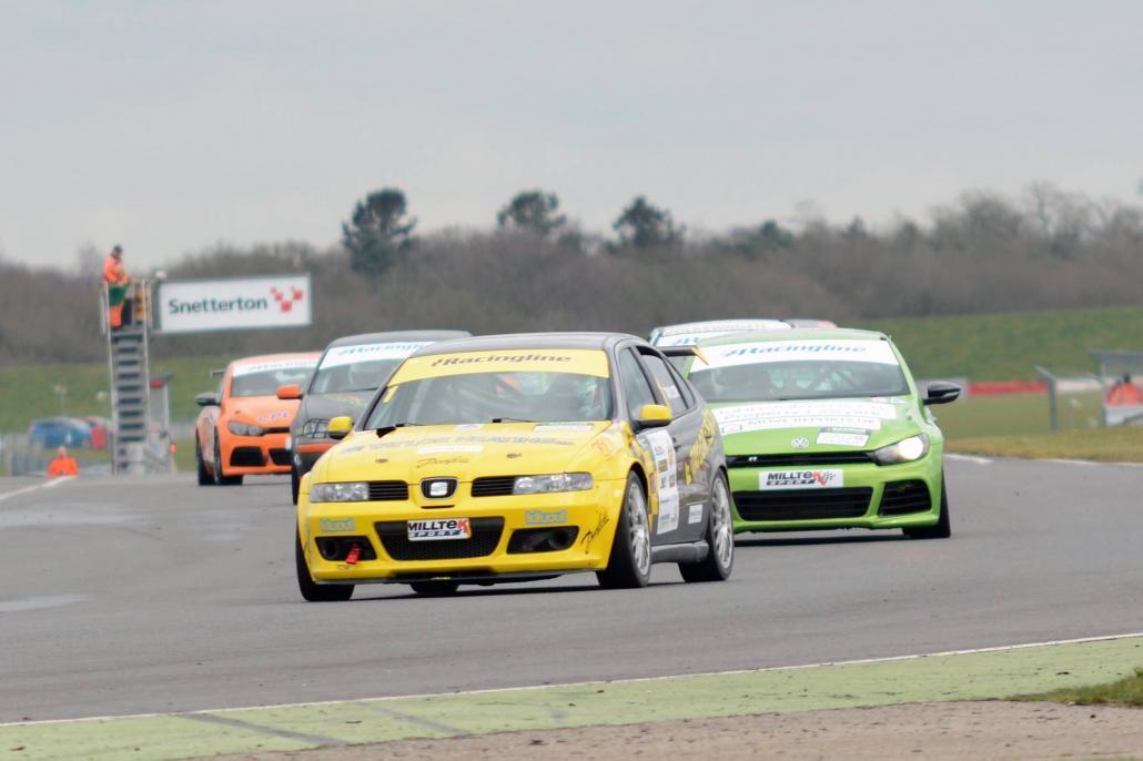 VAG Trophy Racing Snetterton 3