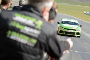 VAG Trophy Racing Snetterton 4