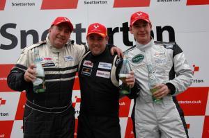 VAG Trophy Racing Snetterton Race Winners