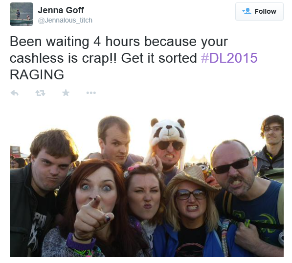 download festival 2015 fans angry