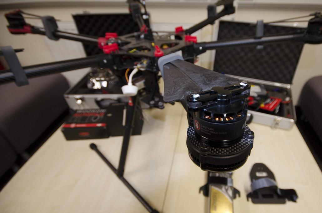 DJI s900 Drone For Sale 7