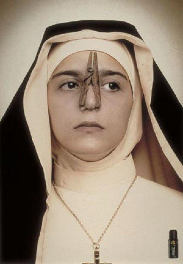 The LYNX Nun Effect Advert