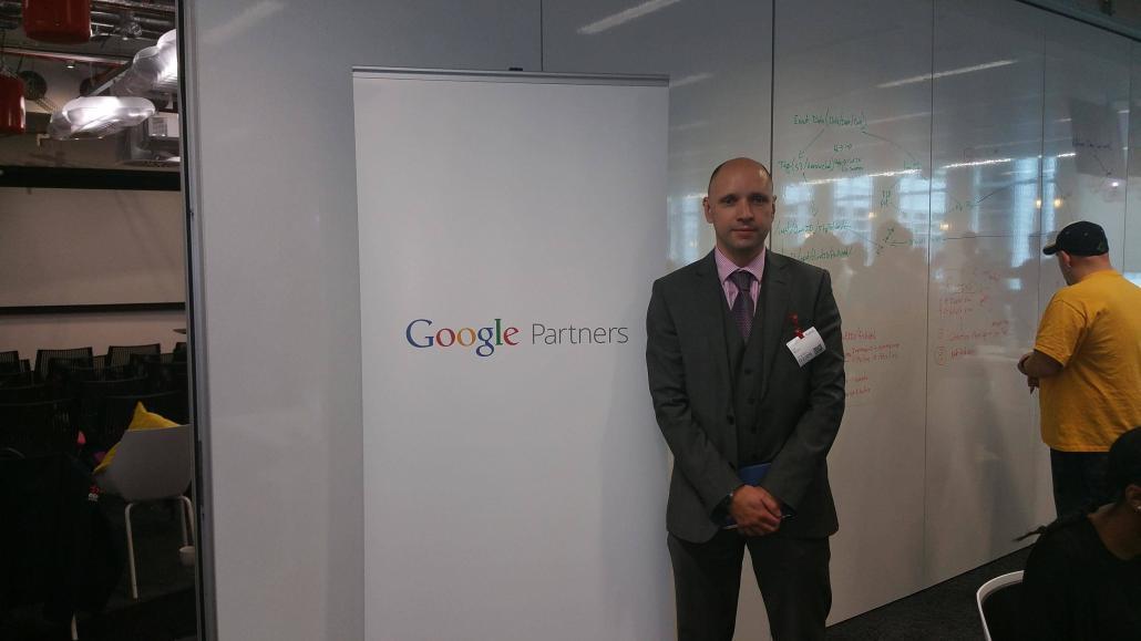 Google London - Ian Bevis