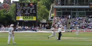 Worcester Cricket Club Advertising