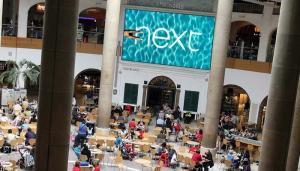 Digital Shopping Centre Advertising