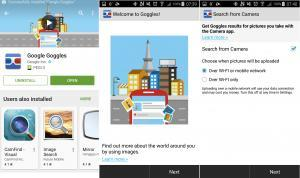 Google Goggles Android Install