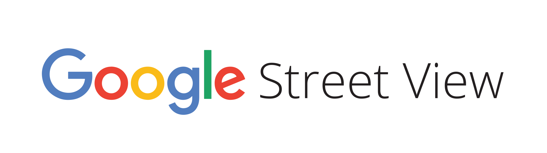 Google Street View Logo Chameleon Web Services