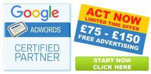 Google Adwords Voucher £75 £150